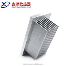 New products 6000 series aluminum profile amplifier heat sink