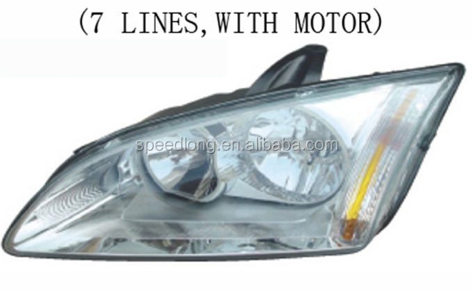 HEAD LAMP FOR FORD FOCUS 2005