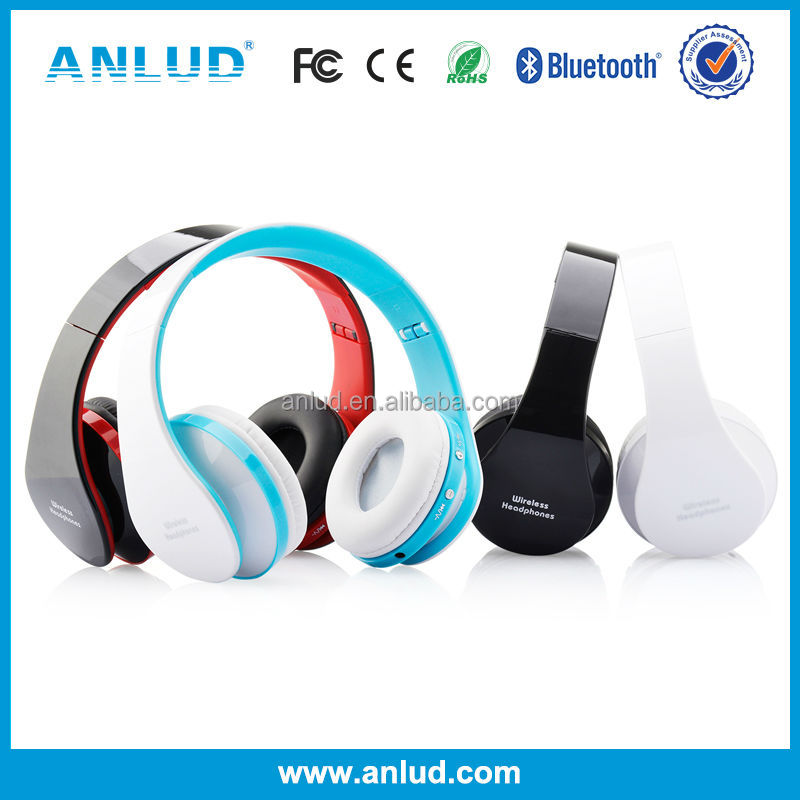 ALD06 Fashion design colorful mobile phone bluetooth wireless cell phone headset