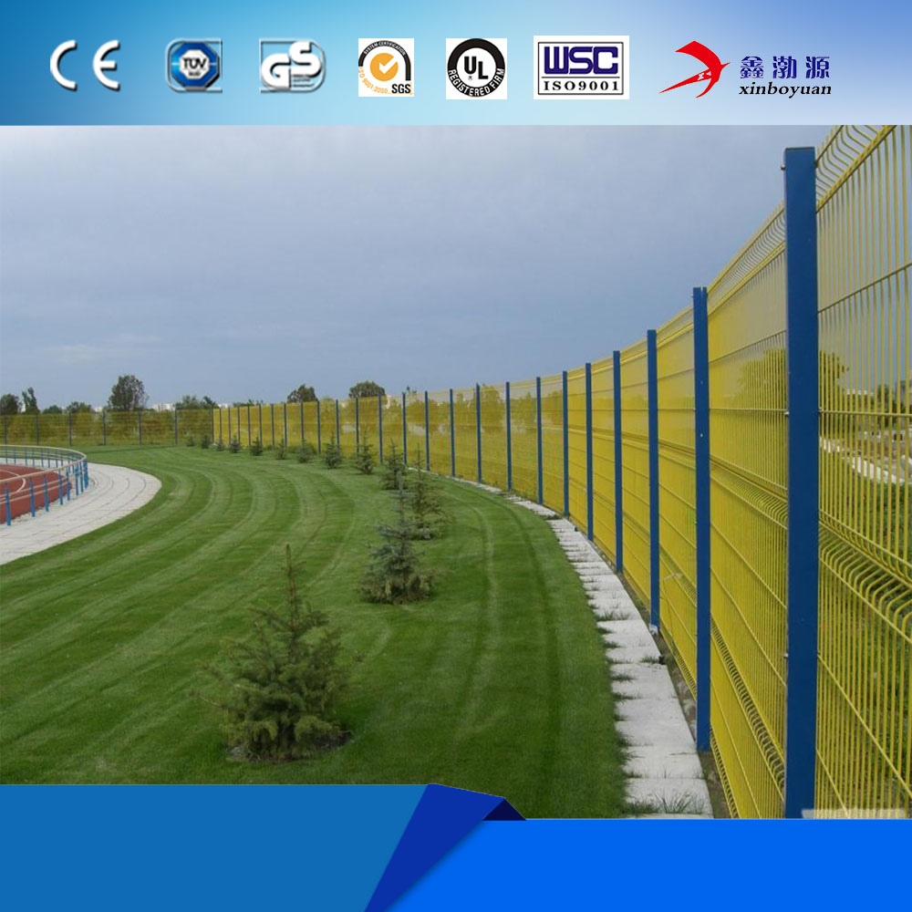 Manufacturer bending fence cheap garden fencing