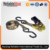 Camo Webbing PVC Coated Ratchet Handle Lashing Strap Tensioner