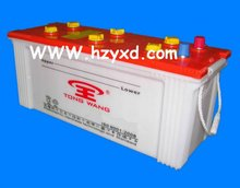 120AH Dry Cell Automotive Batteries for Truck
