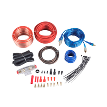 Car Wiring Kits 8GA high end speaker cable for audio system car