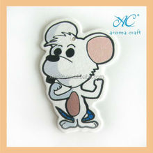 Customed shape& size paper mickey car air freshener