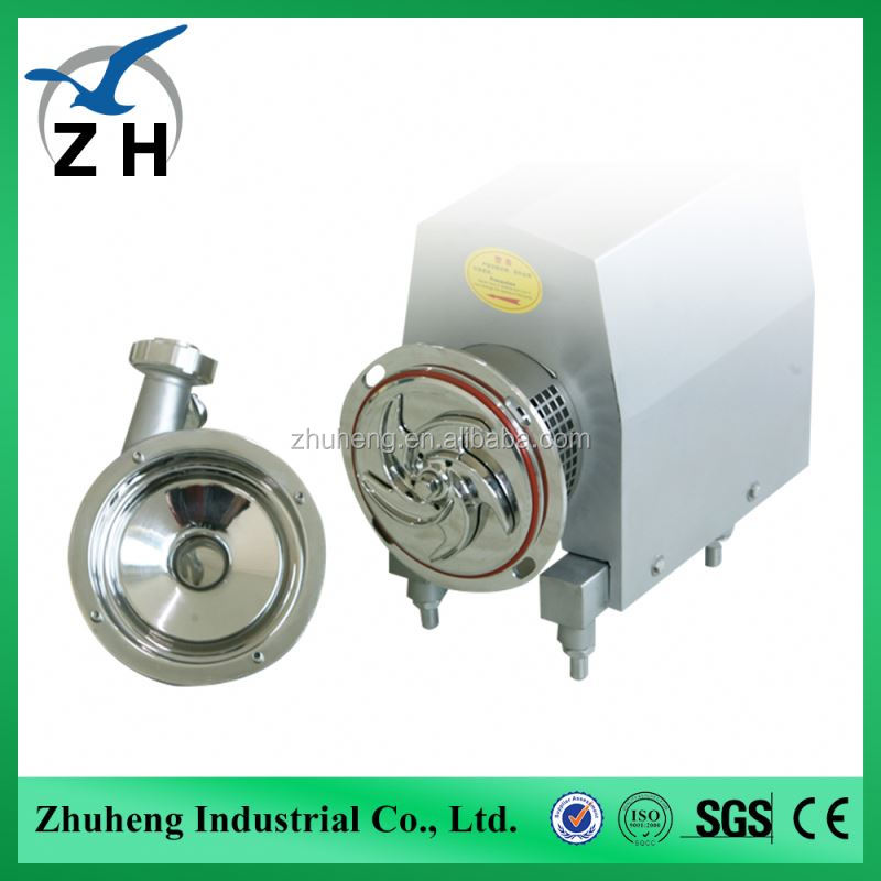 Hot selling SS304 10kw electric water centrifugal pump