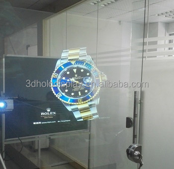 Adhesive Transparentglass Window Projection Screen