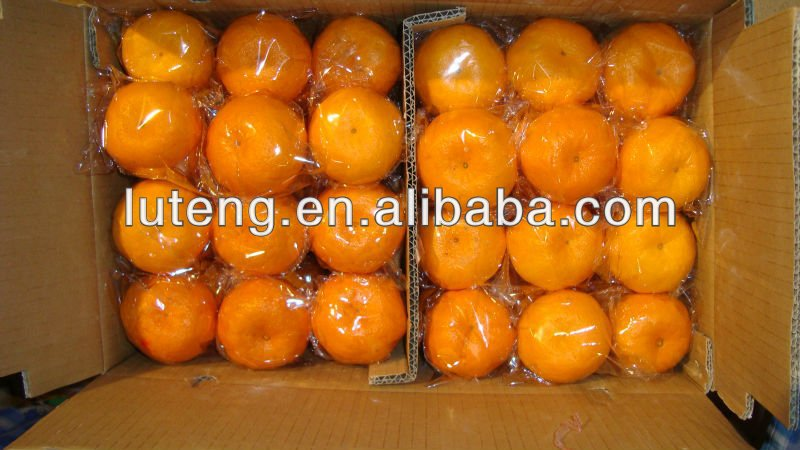 2013 Orange MANDRIN kind fresh package