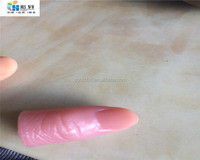 Silicone fake finger /artificial finger/ jokefinger for halloween