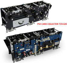 PVC Automatic Card collector TCR-620 for Parking Management System hotel/hospital/parking