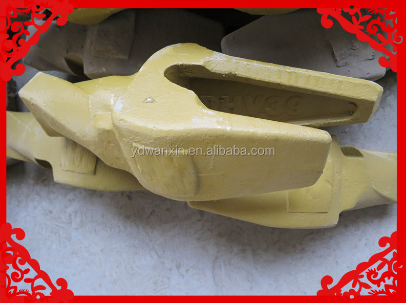 Excavator Buckets Teeth and Adapter for volvo V39