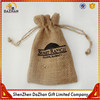 High Quality Eco-friendly Jute Jewelry Pouch Jute Bag Wholesale