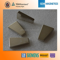 China customized permanent super strong n42 neodymium high gauss magnet