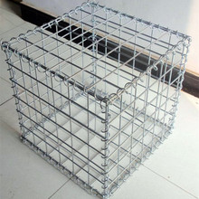 Easy to install Welded mesh gabion boxes