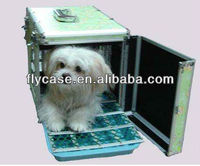 aluminum profile fireproof shell pet carrying case at affordable price