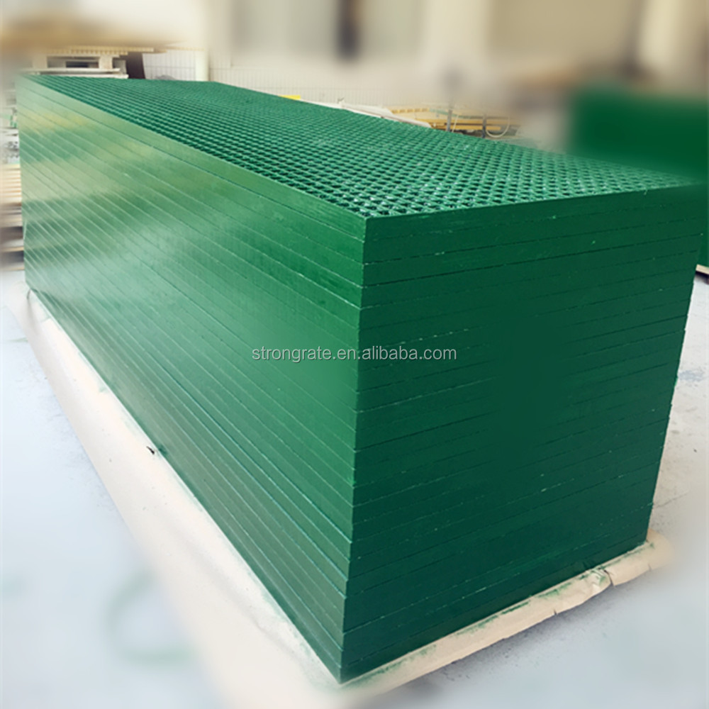 FRP lightweight moulded grating for walkway