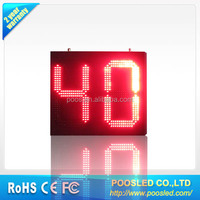2 Digits Led Countdown Timer Clock