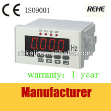 digital frequency meter 50HZ meter frequency counter