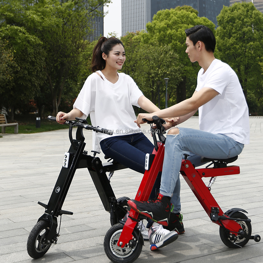Two Wheel foldable Electric Mobility Scooter