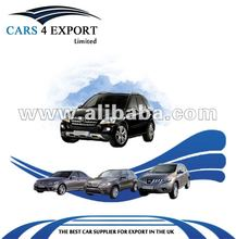 Cars for export