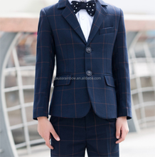 2017 new arrival boy tuxedo suit boy suit factory