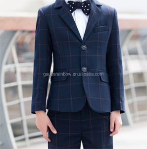 2018 new arrival boy tuxedo suit boy suit factory