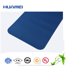 Thick exercise mat 20mm washable round yoga mat