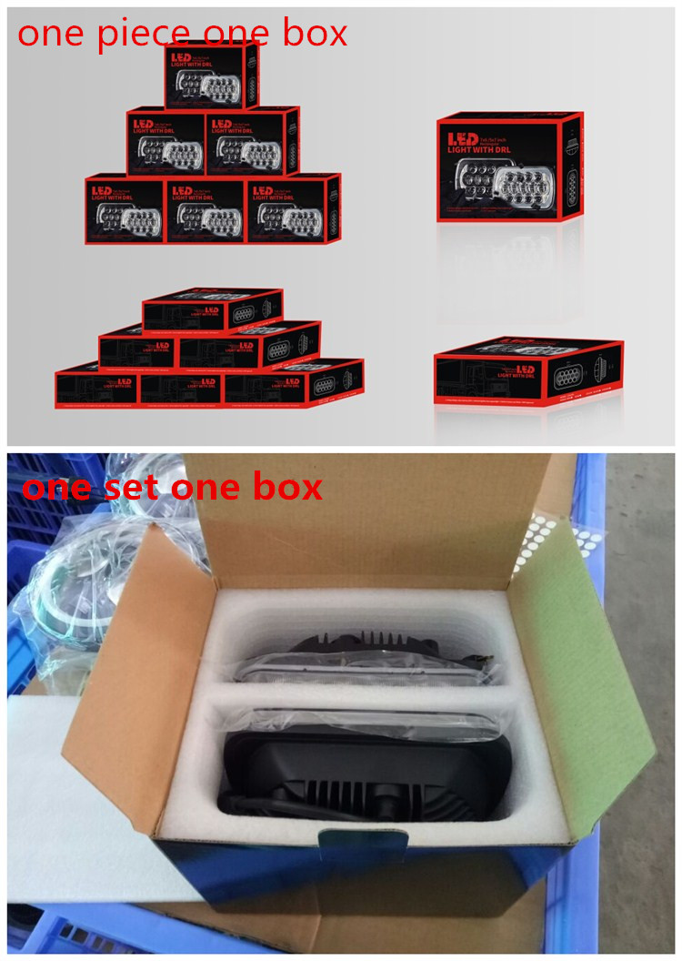 5x7 packing box