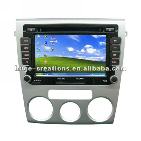 double din car pc for Volkswagen New Lavida with GPS 3G WiFi