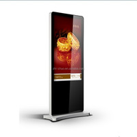 Custom Stand Alone LCD Advertising Equipment, LCD Advertising Display