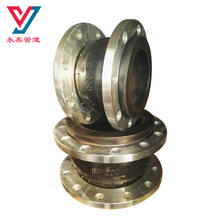 High quality epdm single sphere flexible rubber joint in pipe fitting
