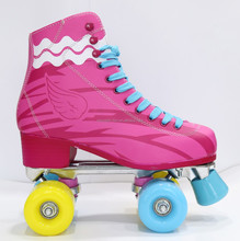 Cougar old fashioned soy luna roller skates MZS621 with suit available