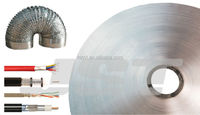 cable shielding aluminum Mylar tape For Cable&Air Duct