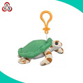 High quality plush toy keychian turtle plush turtle keychain
