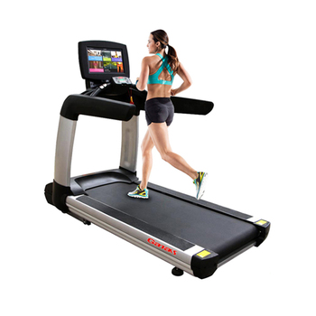 Commercial Treadmill gym fitness equipment/running machine/ manual treadmill