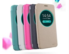 NILLKIN Sparkle Series Smart Leather Flip Cover Case for Asus Zenfone Max ZC550KL