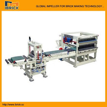 Full automatic slug cutter for cutting clay bricks ( clay brick cutter )