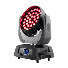 Factory Price Zoom Led Moving Head Wash 36pcs 360w 4in1 Disco Stage Lights