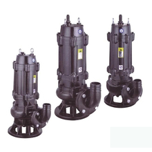 submersible pumps dirty water