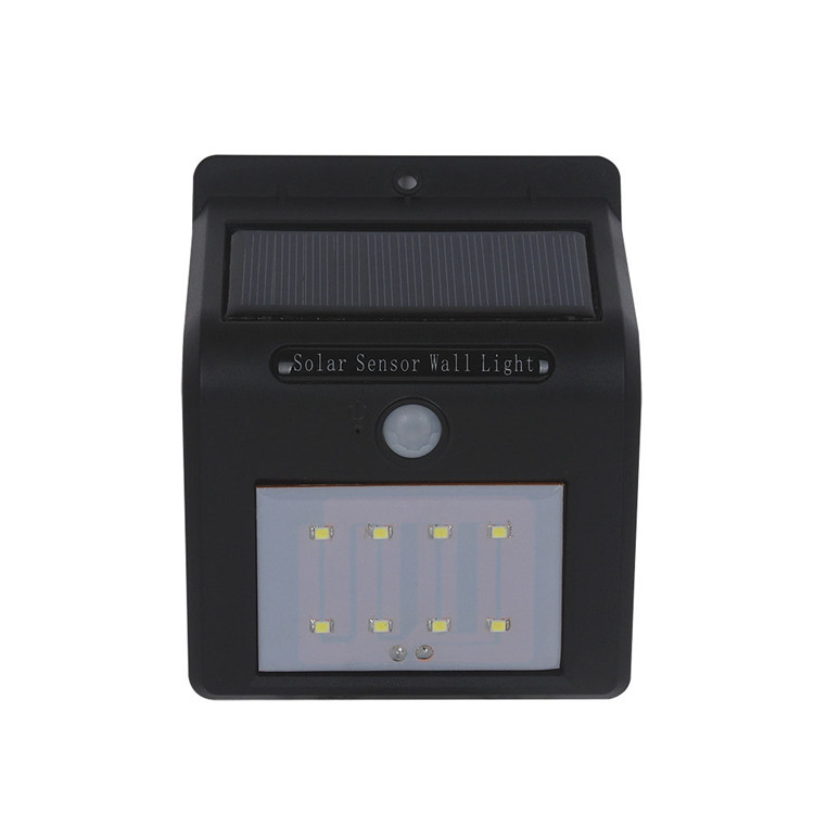 Solar power Outdoor Pir Motion Sensor Light LED pcb module for Garden