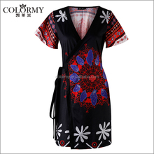 2017 hot style alibaba dresses ladies maxi dress bohemian dress india