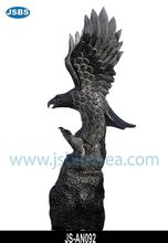 Black Eagle Sculptures