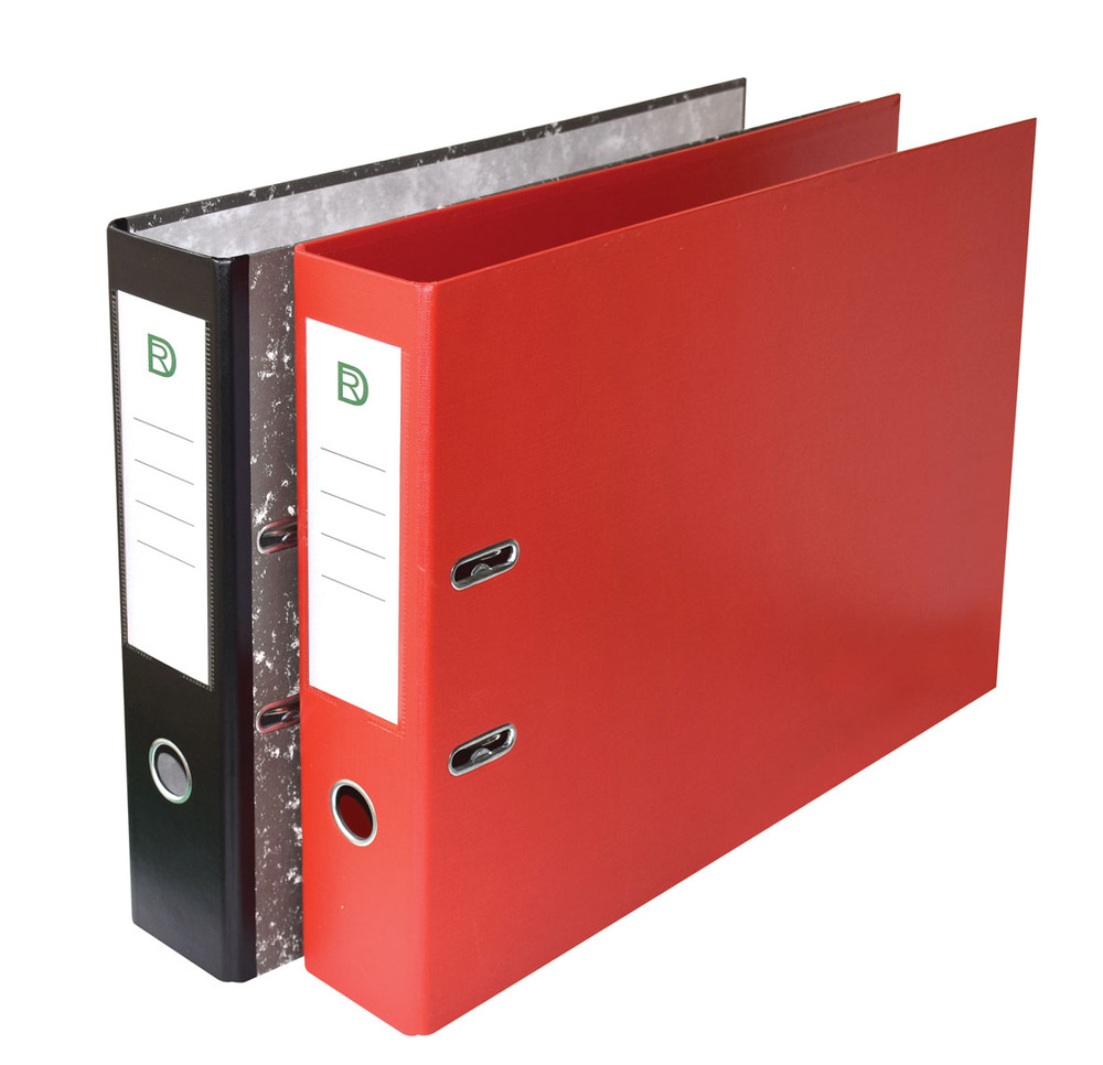"Hot sale 3""A3 PVC Lever Arch File"