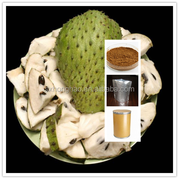 Anti-cancer high quality 100% pure soursop extract