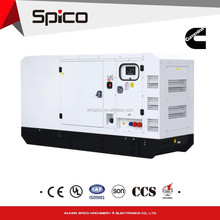 50HZ 640KW 800KVA Soundproof C series Diesel Generator set