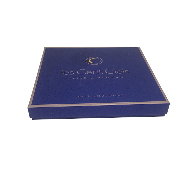 Custom printing design luxury gift packaging rigid carton a4 size paper box