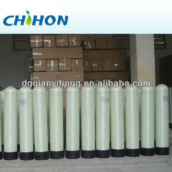 Top quality 1054 coconut shell activated carbon filter frp tank