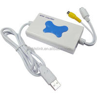 USB2.0 Video Capture card cable mini VCap 2860 USB 2.0 Grabber adapter