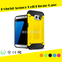 New Arrival!! Hybrid Armor Phone Case for samsung galaxy s7 edge/ s7 armor case