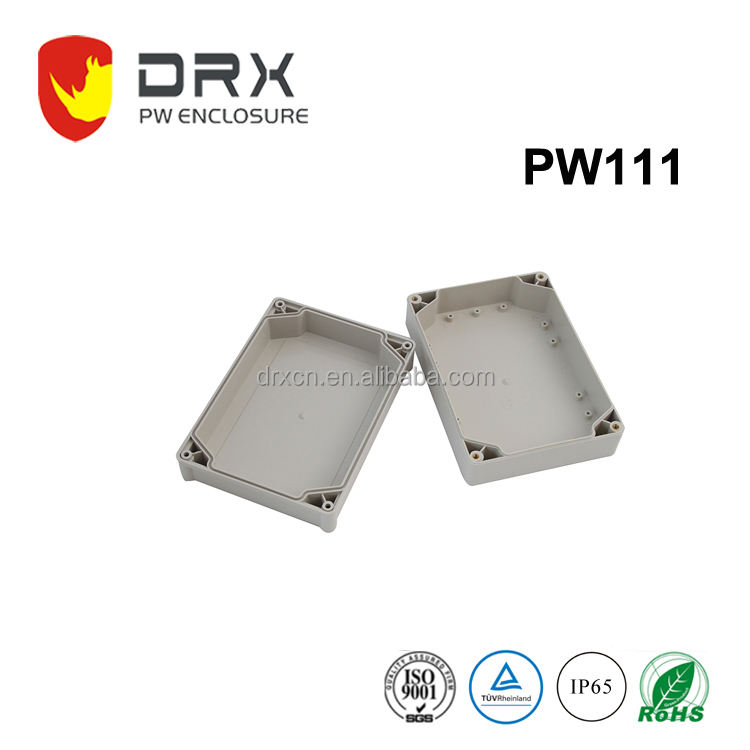 IP65 Waterproof Outdoor Plastic Enclosure Box For Electronic Device