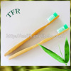 High quality eco wholesale bamboo hotel toothbrush kit